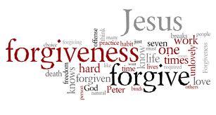 forgiveness words