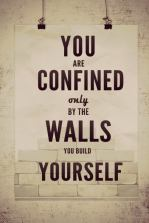 walls we build