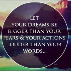 dreams fears