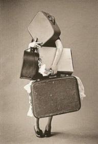 luggage heavy