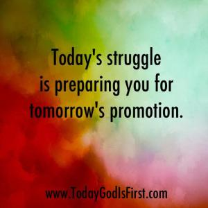 struggle, promotion, timing, Joseph calling, Os