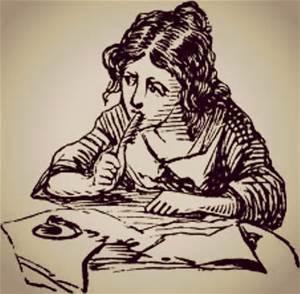 writer sketch